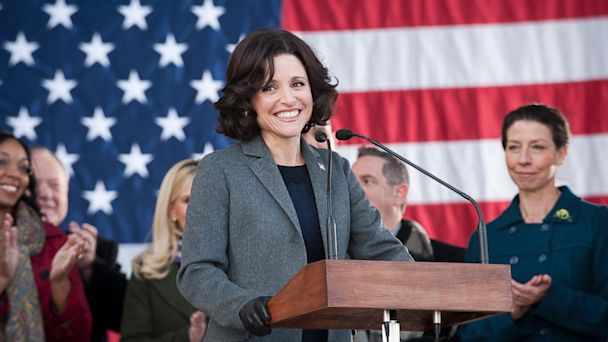 PHOTO: Julia Louis Dreyfuss in Veep.