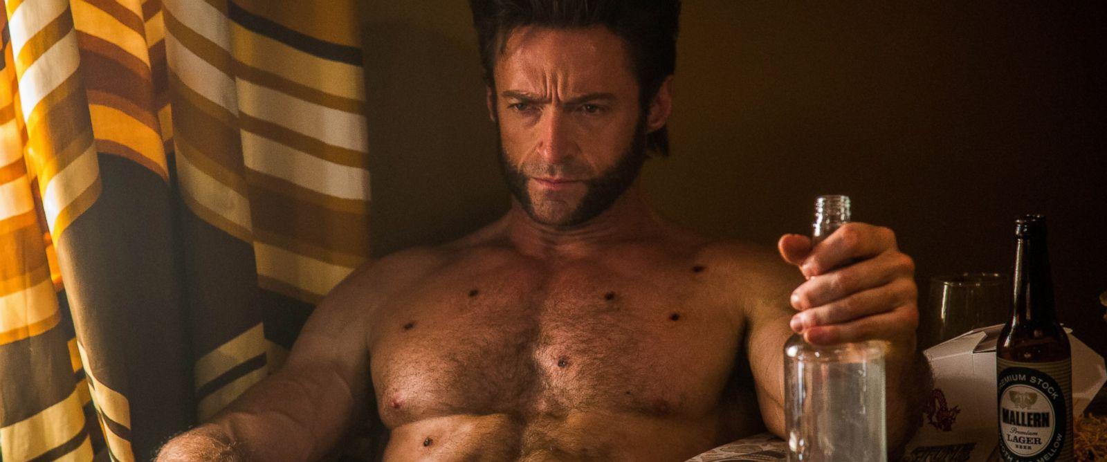 "PHOTO: Hugh Jackman as Logan in ""X-Men: Days of Future Past."""