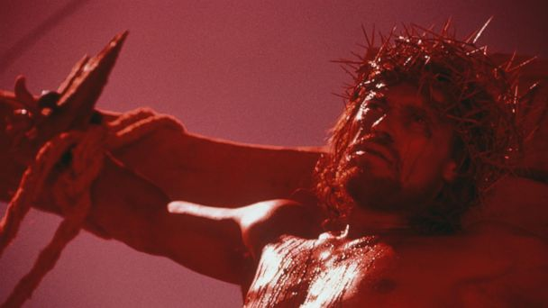 "PHOTO: Willem Dafoe is pictured in ""The Last Temptation of Christ,"" 1988."