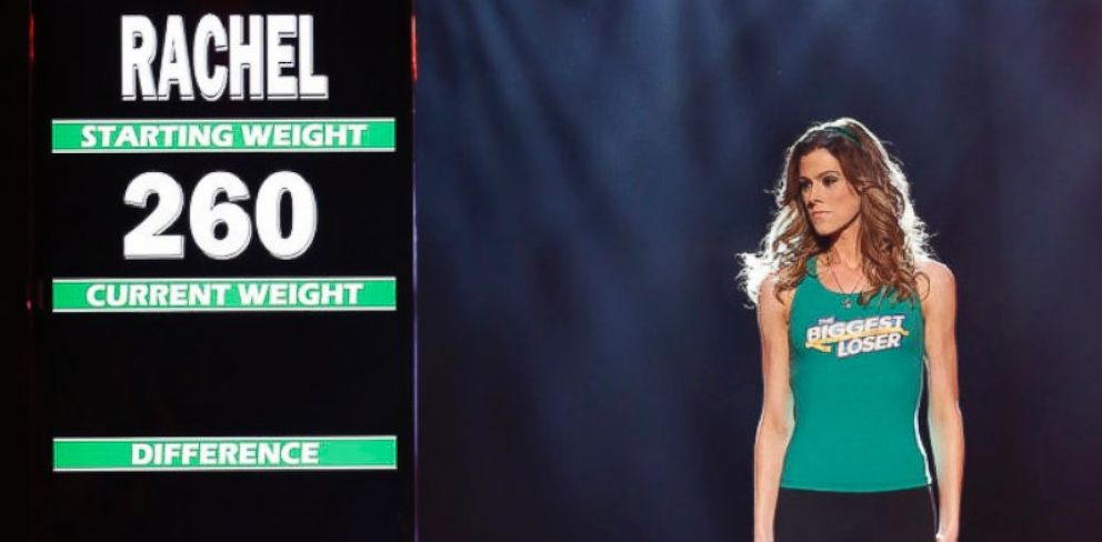 "PHOTO: Rachel Frederickson, ""The Biggest Loser"" is a big winner after dropping 155 pounds to now weight only 105."