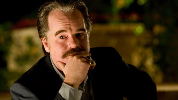 "PHOTO: Philip Seymour Hoffman is shown in a still from ""Charlie Wilson's War."""