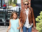 PHOTO: Michelle Williams celebrates her 33rd birthday by shopping with daughter Matilda Ledger around Brooklyn, Sept. 9, 2013.