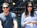 Liv Tyler Steps Out With Her Fiance