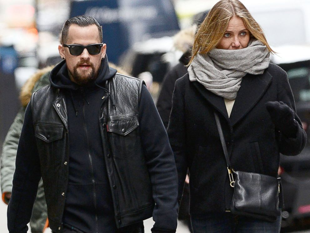 Cameron Diaz is Married to Benji Madden - ABC News