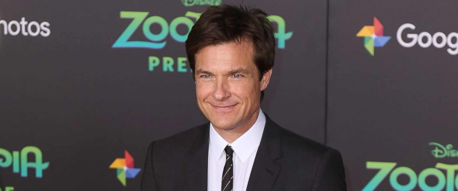 "PHOTO: Jason Bateman is seen attending the Premiere of Walt Disney Animation Studios ""Zootopia"" at the El Capitan Theatre in Los Angeles, Feb. 18, 2016."