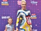 Gwen Stefani Poses on the Red Carpet With Her Niece