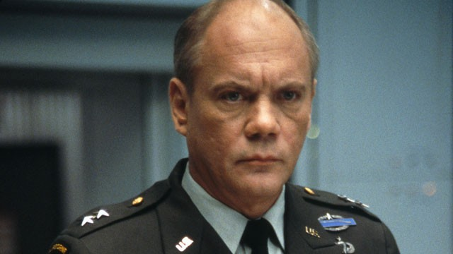 VIDEO: Daniel von Bargen is hospitalized after shooting himself in the head.