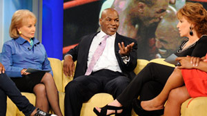 Mike Tyson Opens Up on The View