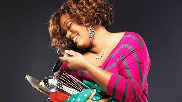 VIDEO: Sunny Anderson, from Air Force to Food Network Star
