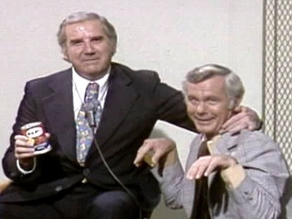 VIDEO: Johnny Carson and Ed McMahon do a commercial for Alpo.