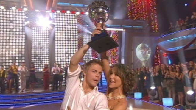 VIDEO: Jennifer Grey is Dancing with the Stars Champion.