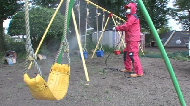 VIDEO: University of Tokyo professor leads effort to reduce radiation levels.