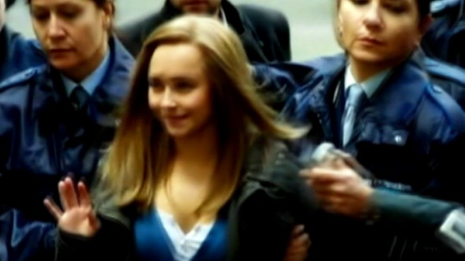 VIDEO: Hayden Panettiere stars in Lifetime move about Amanda Knox.