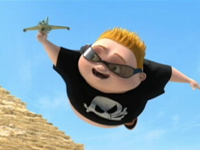 VIDEO: Trailer for Despicable Me.
