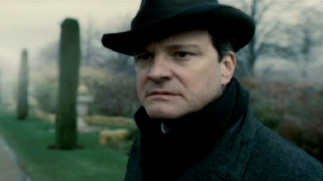 VIDEO: Colin Firth leads cast in The Kings Speech.
