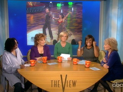 VIDEO: The View talks about Tom DeLays appearance on Dancing With the Stars.