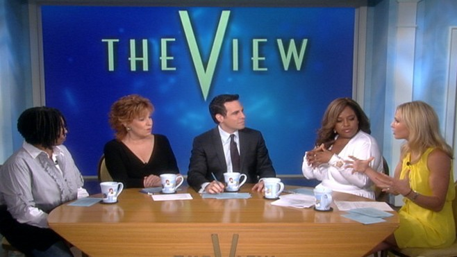 Mario on The View