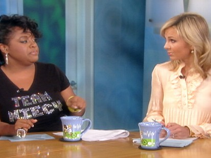 VIDEO: The View supports Kate Gosselins career move to Dancing With the Stars.
