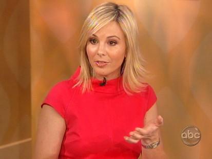 VIDEO: Elisabeth Hasselbeck announces that shes pregnant.