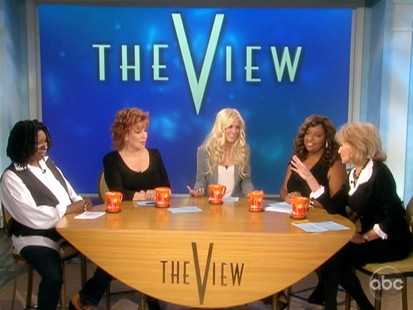 VIDEO: The View asks Heidi Montag and Spencer Pratt about pregnancy plans.