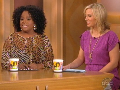 VIDEO: The View talks about lesbians.
