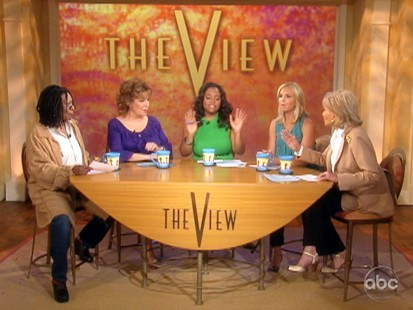 VIDEO: The View talks about David Lettermans apology to Sarah Palin.
