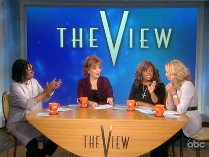 VIDEO: The View talks about new guidelines for mammograms.
