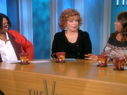 VIDEO: Joy Behar and Whoopi Goldberg explain their walk-off during Bill OReilly interview.