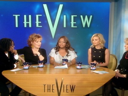 VIDEO: The View talks about Rahm Emanuels use of the word retarded.