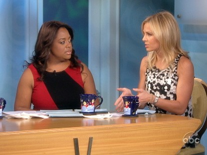 VIDEO: The View talks about Tiger Woods marriage.