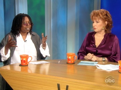 VIDEO: The View talks about John Travoltas sons autism.