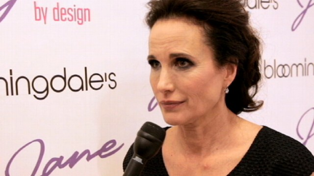 "VIDEO: ""Jane by Design"" star on what middle aged women cannot wear."