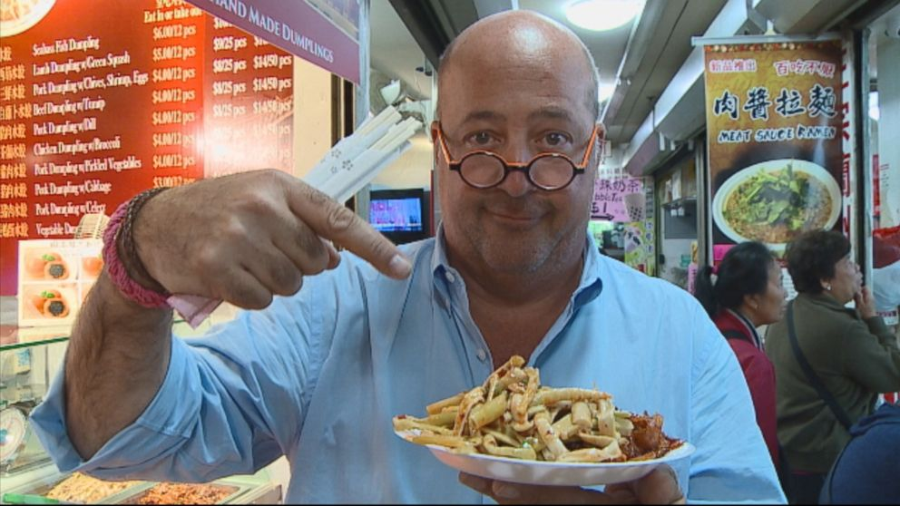 Bizarre Foods Andrew Zimmern 5 Things You Didn T Know