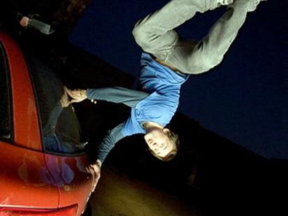 VIDEO: Parkour: Extreme Acrobatics