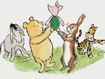 """VIDEO: Lauri Hornik, from Dutton Childrens Books on """"Return to the Hundred Acre Wood."""""""