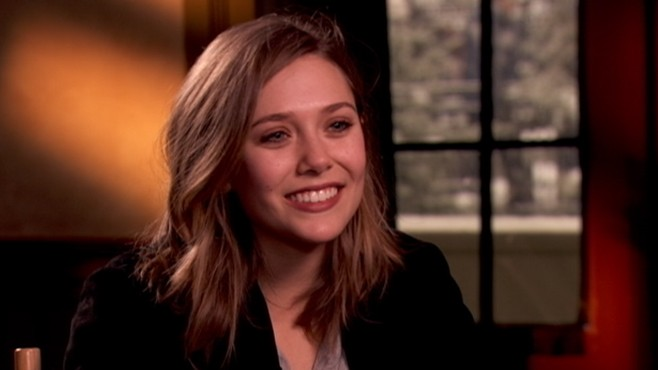 VIDEO: The Olsen Twins? younger sister stars in two movies being screened at Sundance.
