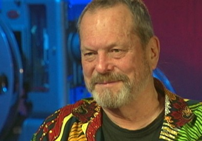 VIDEO: Terry Gilliam on 40 Years of Python and Renouncing Citizenship