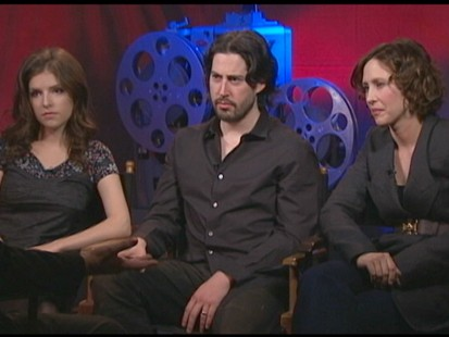 VIDEO: Vera Farmiga, Anna Kendrick and director dish on the new movie