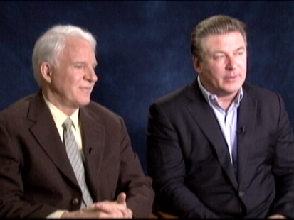 VIDEO: Steve Martin and Alec Baldwin on Hosting the Oscars