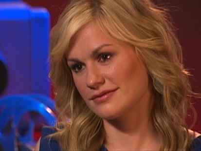"VIDEO: Anna Paquin tells the gory details of her hit HBO show, ""True Blood."""