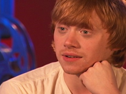VIDEO: Harry Potter actor Rupert Grint talks about swine flu