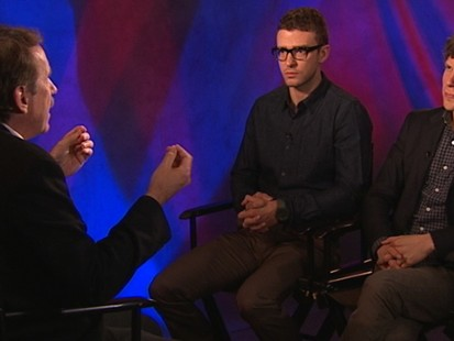 "VIDEO: Justin Timberlake and Jesse Eisenberg, ""Why Cant We Be Friends."""