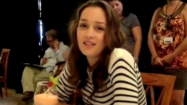 VIDEO: Leighton Meester is in legal battle with her mother over her brother's care.