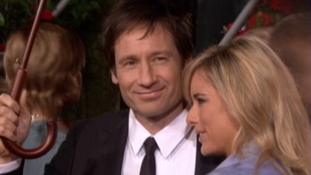 """VIDEO: """"Californication"""" star has separated from his wife after 14 years."""