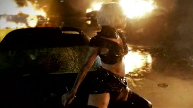 VIDEO: Lady Gaga Releases Epic Marry the Night Music Video