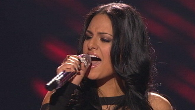 "VIDEO: Pia Toscano could join other ""American Idol"" losers in a successful career."