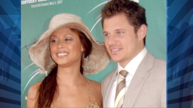 VIDEO: Nick Lachey, Vanessa Minnillo Expecting Child