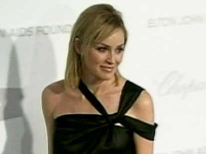 Picture of Sharon Stone.