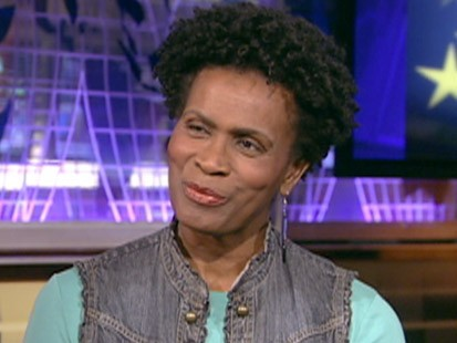 VIDEO: Former sitcom mom Janet Hubert discusses her new book.