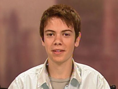 """VIDEO: Child actor Alexander Gould talks about growing up on the set of """"Weeds."""""""